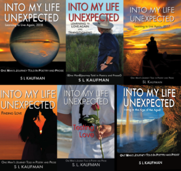 Into my life unexpected 7 book set 2020